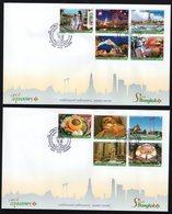 Thailand 2008 - FDC Charming Bangkok - Amazing Thailand / Tourism - Thailand