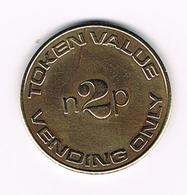 &   TOKEN  VALUE 2 NEW PENNY  VENDING ONLY - Professionals/Firms