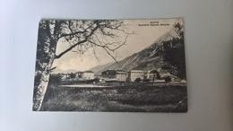 CARTOLINA AOSTA - QUARTIERE OPERAIO ANSALDO - Aosta