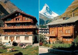 13216988 Zermatt_VS Hotel Dufour Mit Matterhorn Zermatt_VS - Zonder Classificatie