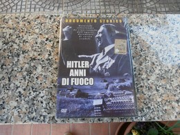 Hitler Anni Di Fuoco - DVD - Storia