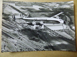 AIR FRANCE    SUPER CONSTELLATION   F BHBM - 1946-....: Era Moderna