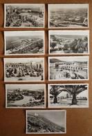 Agadir, Lot De 9 Authentiques Photographies D'époque (fin Années 1950) - Afrique