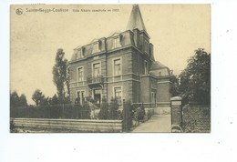 Sainte Begge Coutisse Villa Albéric Construite En 1902 - Andenne