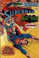 Superman Nr. 15/1980 Comicheft Ehapa Verlag DC - Livres, BD, Revues