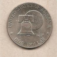 USA - Moneta Circolata Da 1 Dollaro - 1976 - Emissioni Federali