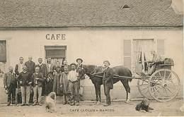 21 : Barges Café Clolus - Francia