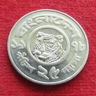 Bangladesh 25 Poisha 1978 KM# 12 Tiger  Lt 725  Bangladeche - Bangladesh