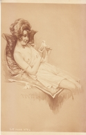 Gravure Maurice Millière Collection Déshabillés Parisiens 1920 Lib.de L'estampe Paris, Femme, Nu, Cocotte, érotisme - Prints & Engravings
