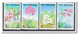 Bhutan 1995, Postfris MNH, Flowers - Bhutan