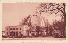Cp , 75 , PARIS , Exposition Coloniale Internationale, 1931, Cité Internationale Des Informations - Expositions