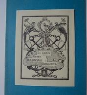 Ex-libris Roger Durousseau-Dugontier, Médecin - Ex-libris