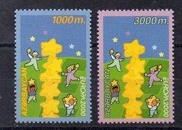 AZERBAIDJAN  Timbres Neufs ** De 2000 ( Ref 5302 )  Europa - Azerbaïdjan