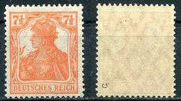 Deutsches Reich Michel-Nr. 99b Postfrisch - Geprüft - Deutschland