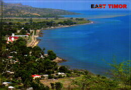 TIMOR LESTE,  MANATUTO FROM THE ST.ANTONIO HILL  [40603] - Timor Oriental