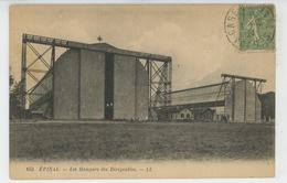 AVIATION - EPINAL - Les Hangars Des DIRIGEABLES - Airships
