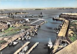 LORIENT - Le Port De Pêche -  CPSM Grand Format - Lorient