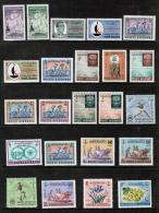 AFGHANISTAN---Collection Of UNUSED LH/H DL-579 - Timbres