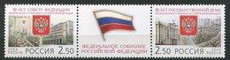 Russie** N° 6766 -6767 Fédération De Russie  - - 1992-.... Föderation