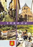81  SORREZE / MULTIVUES / BLASON / TAILLEUR DE PIERRE - Frankreich
