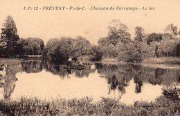 Frévent Château De Cercamps - Le Lac - Autres Communes