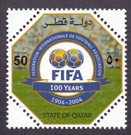 2004 QATAR FIFA 1 Values MNH - Qatar