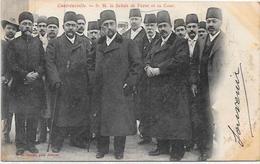 CPA Iran Perse Le Shah à Contrexeville Circulé - Iran