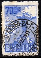 Brasil C 0081 Pacelli 3ª Tiragem U - Used Stamps