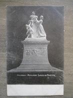 Cpa Willebroek Willebroeck - Monument Louis De Naeyer - 1905 - Willebroek