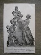 Cpa Willebroek Willebroeck - Monument Gedenkteeken Louis De Naeyer - 1905 - Thomas Vincotte - Uitg. Jos De Maeyer - Willebroek