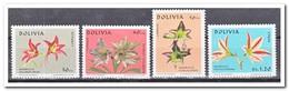 Bolivië 1971, Postfris MNH, Flowers, Cacti - Bolivië