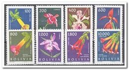Bolivië 1962, Postfris MNH, Flowers, Orchids - Bolivië