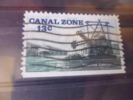 CANAL ZONE  YVERT N°128 - Panama