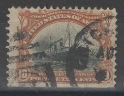 USA - YT 143 Oblitéré - Etats-Unis