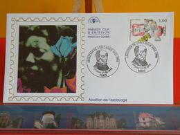 Abolition De L'esclavage 1848/1998 < Paris (75) > 25.4.1998 < FDC 1er Jour > Coté 2,70€ - FDC