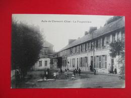 CPA 60 CLERMONT ASILE LA POUPONNIERE  ANIMEE - Clermont