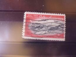 CANAL ZONE POSTE AERIENNE YVERT N°35 - Panama