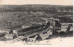 Besançon - Vue Générale Prise De Bregille - Besancon
