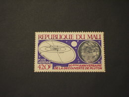 MALI - P.A. 1980 PIANETA PLUTONE - NUOVI(++) - Mali (1959-...)