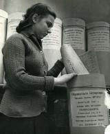 URSS Moscou Fabrication Du Journal La Pravda Ouvriere Ancienne Photo 1947 - Other