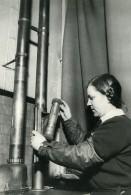 URSS Moscou Fabrication Du Journal La Pravda Tube Pneumatique Ancienne Photo 1947 - Foto's
