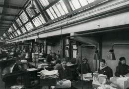 URSS Moscou Fabrication Du Journal La Pravda Expeditions Ancienne Photo 1947 - Other