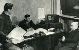 URSS Moscou A D Kurskiy Journaliste Du Journal La Pravda Ancienne Photo 1947 - Photographs
