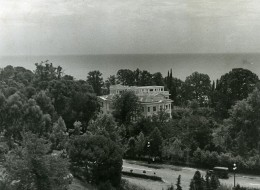 URSS Sotchi Sanatorium Du Journal La Pravda Ancienne Photo 1947 - Photographs