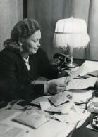 URSS Moscou E B Koronenko Journaliste Du Journal La Pravda Ancienne Photo 1947 - Other