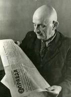 URSS Moscou V A Prokhodko Du Journal La Pravda Ancienne Photo 1947 - Photographs