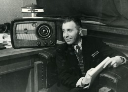 URSS Moscou Boris Isakov Journaliste Du Journal La Pravda Ancienne Photo 1947 - Other