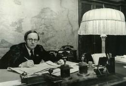 URSS Moscou P N Postelov Directeur Du Journal La Pravda Ancienne Photo 1947 - Photographs