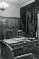 URSS Moscou M A Sivolobov Redacteur Du Journal La Pravda Ancienne Photo 1947 - Other