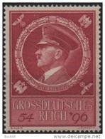ALLEMAGNE DEUTSCHES III REICH 804 ** MNH Anniversaire Adolf Hitler Reichsführer - Germany